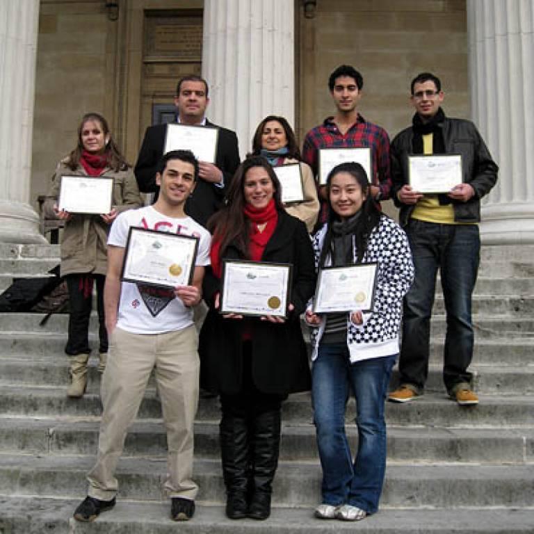 iGem 2010 winners