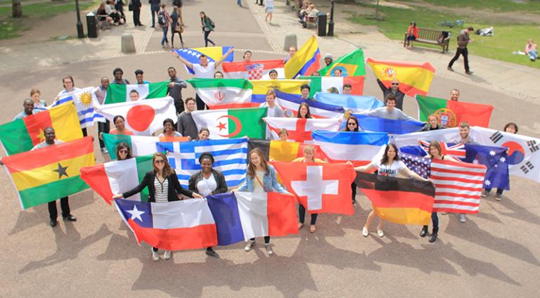 UCL international students