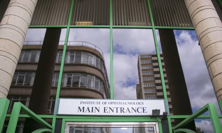 Entrance to IoO