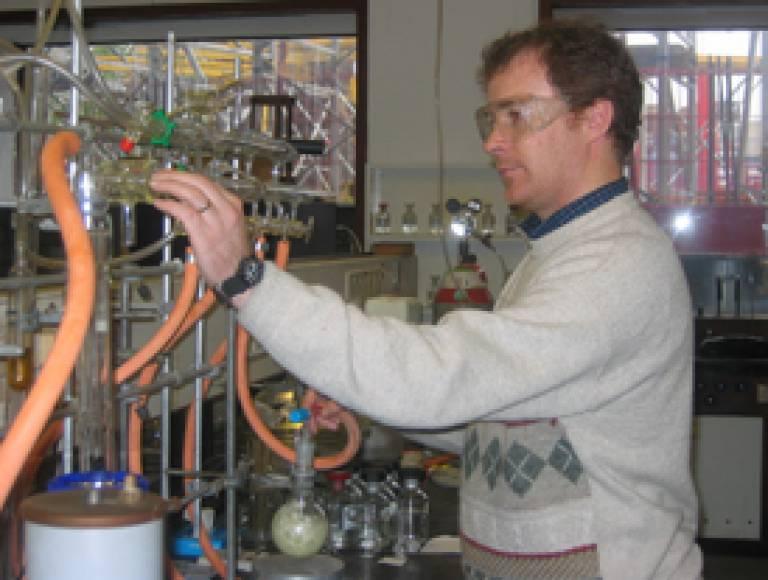 Professor Ivan Parkin
