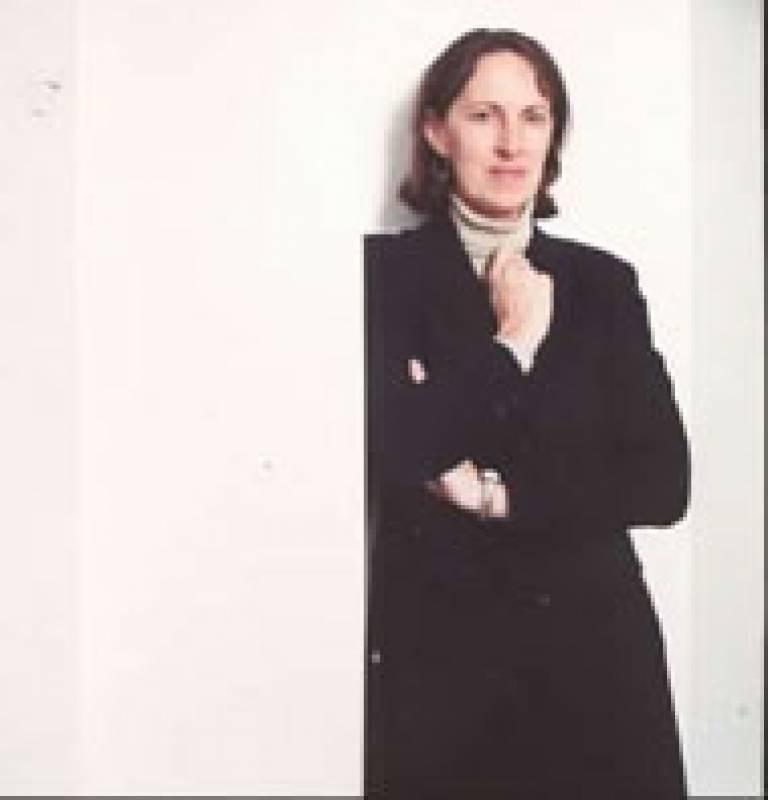 Professor Jacqueline McGlade (Mathematics)