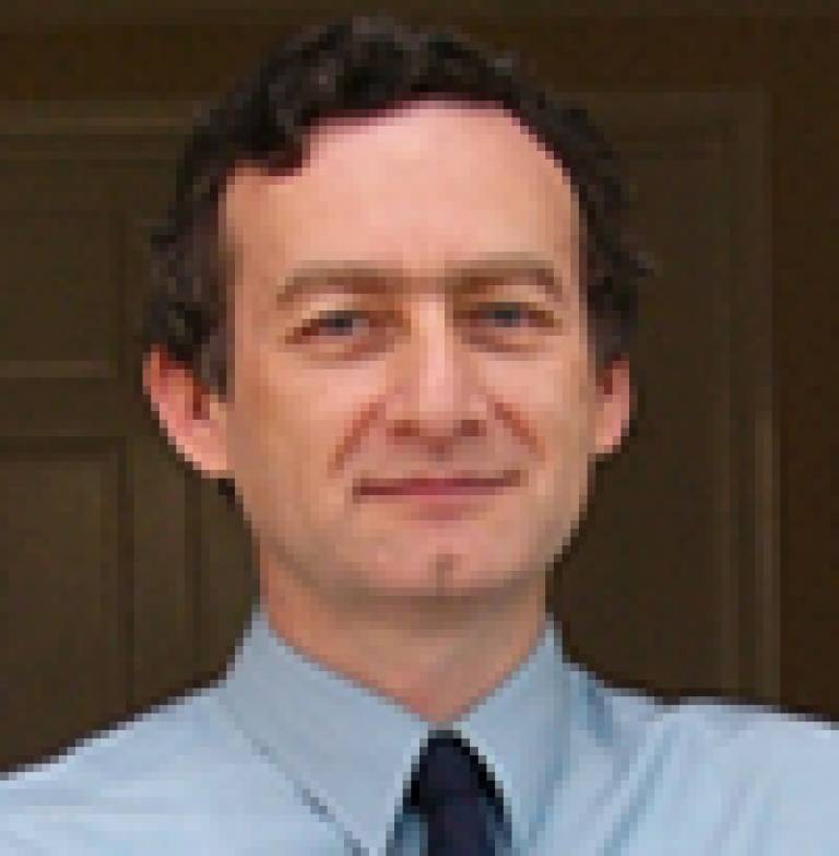 Dr Jeremy Garson