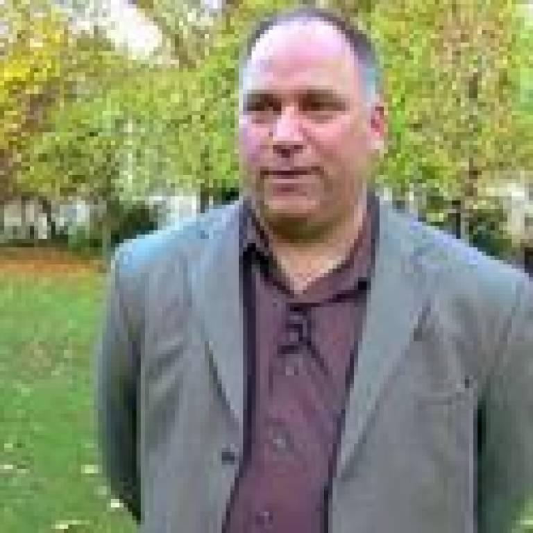 Dr Joe Cain