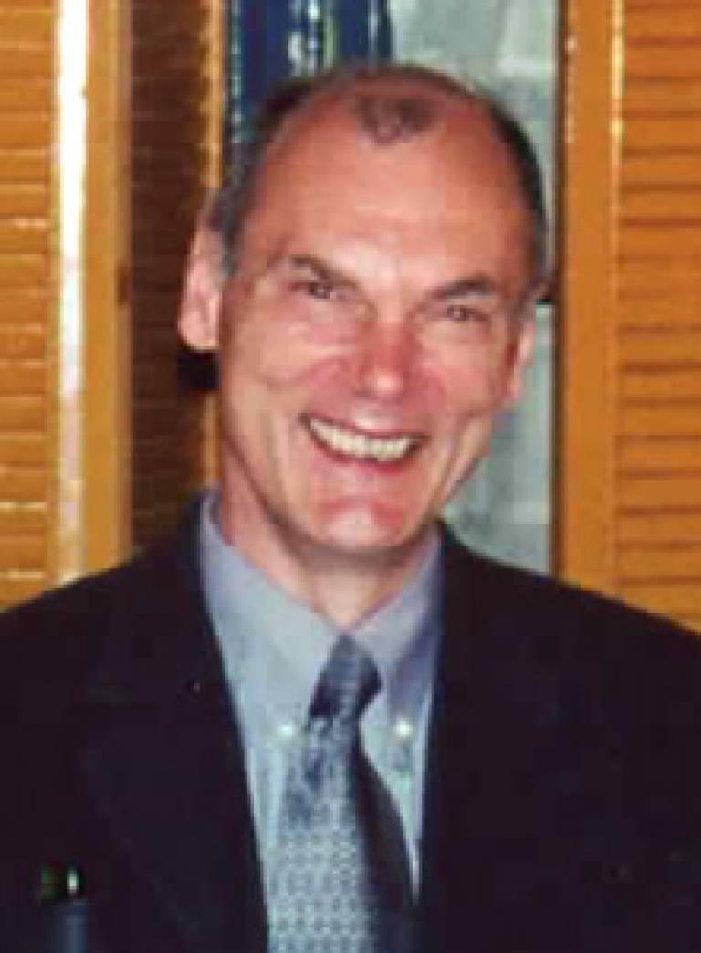 Professor John Foreman