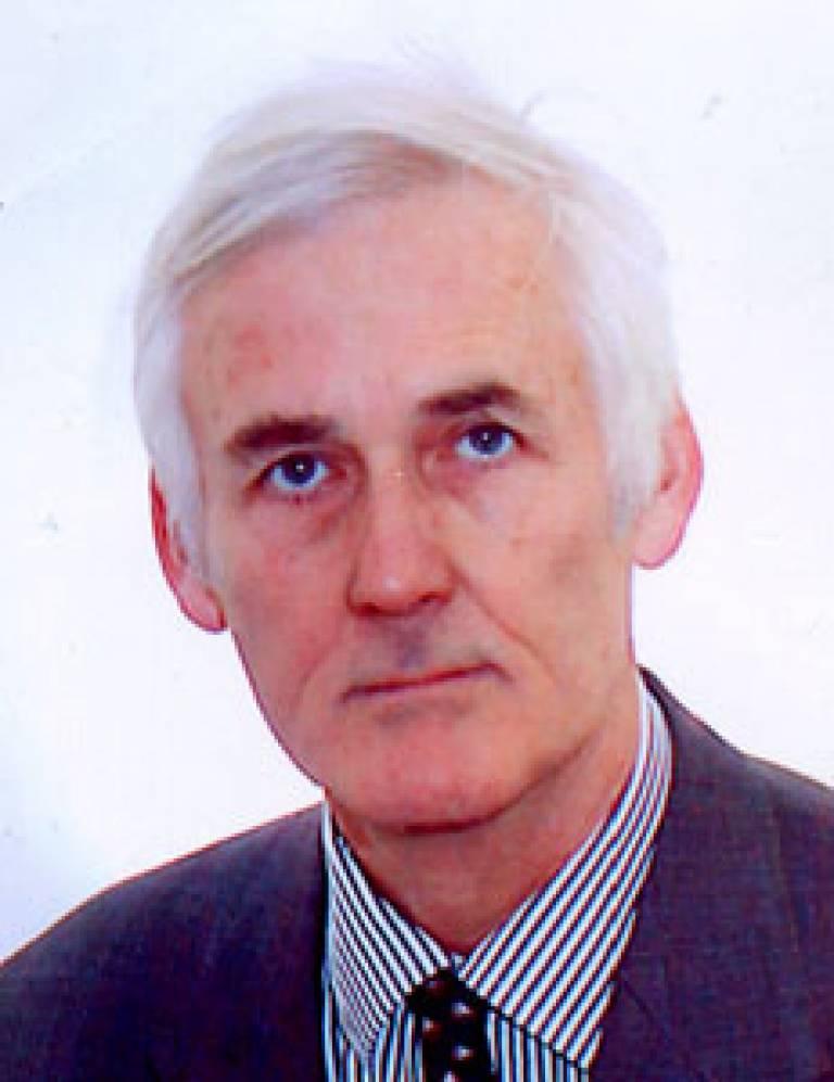 Professor Lord Julian Hunt