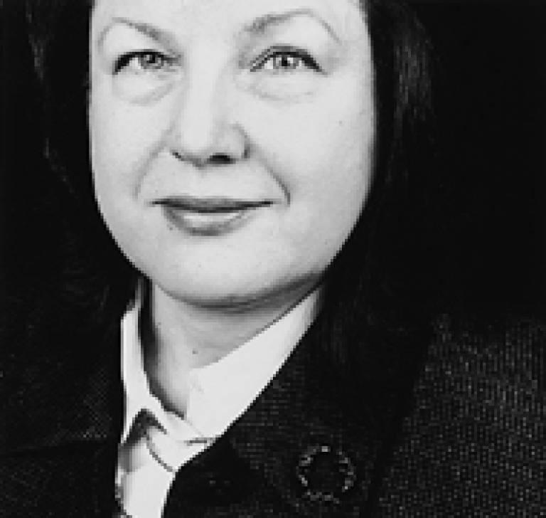 Professor Kathleen Burk
