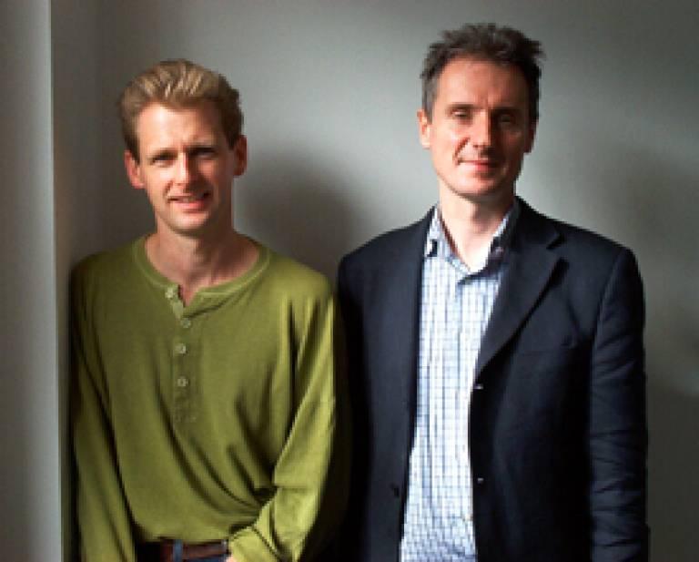 Dr James Lancaster & Dr Neil Vickers