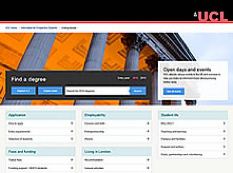 Prospectus website
