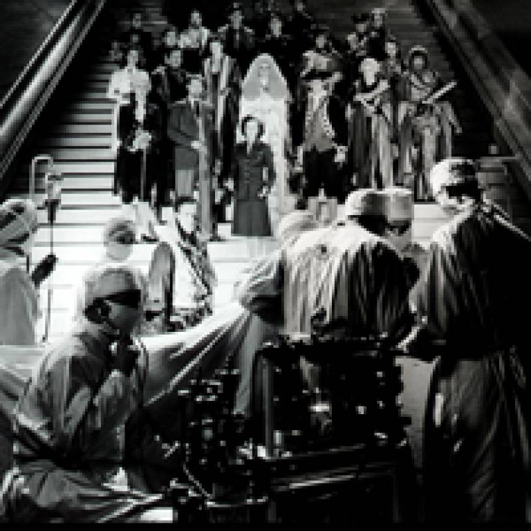 Film still from 'A Matter of Life And Death' 1946