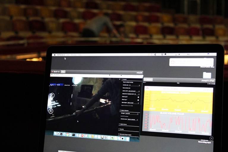 Live theatre research