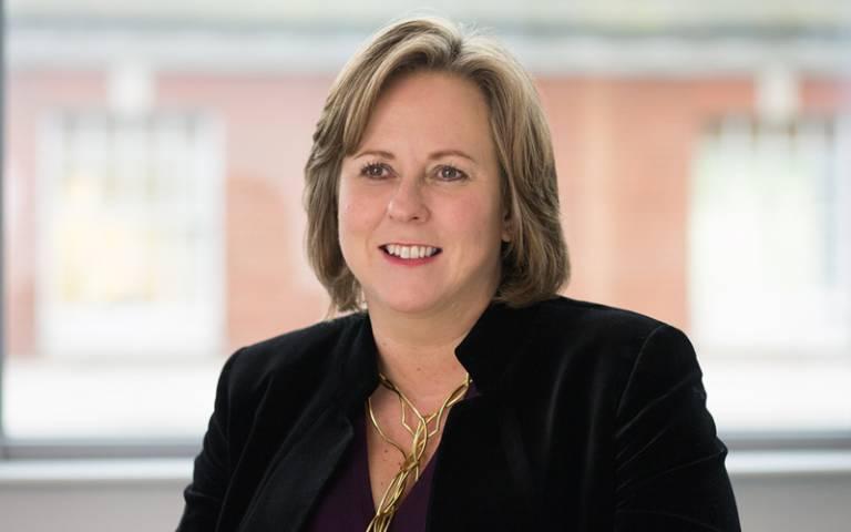 UCL Vice Provost (Advancement) Lori Houlihan
