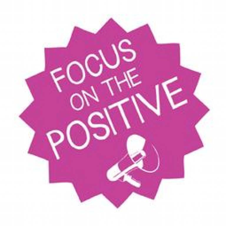 Focus on the Postive