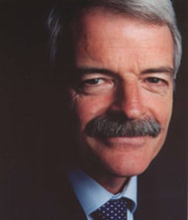 Professor Malcolm Grant, the next Provost & President of UCL