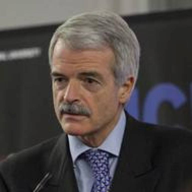 UCL President and Provost, Professor Malcolm Grant