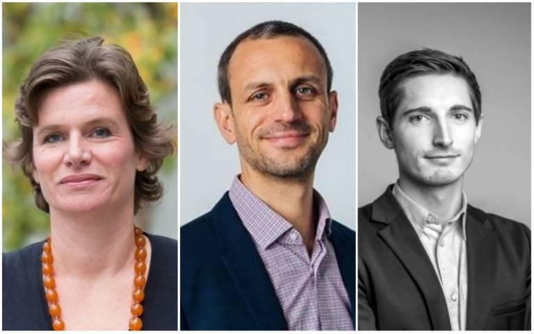 Professor Mariana Mazzucato, Dr Josh Ryan-Collins, Asker Voldsgaard