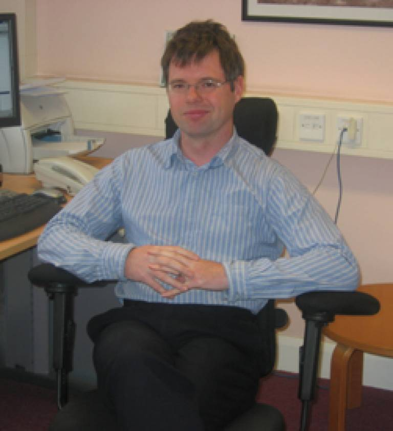 Professor Mark Armstrong