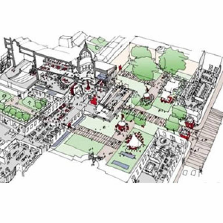 Masterplan illustration