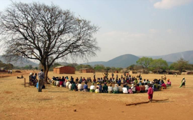Mchinji district women's group