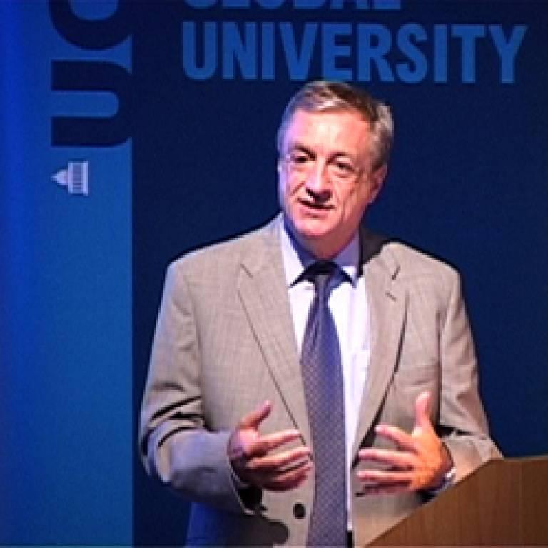Professor Michael Worton
