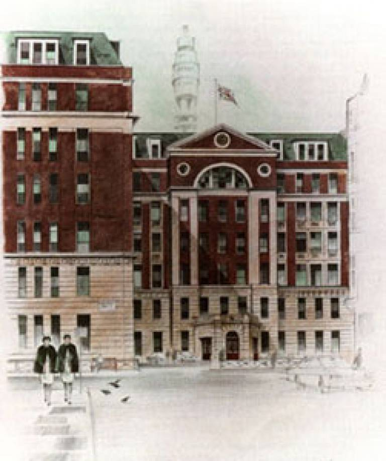 The Middlesex Hospital Medical School