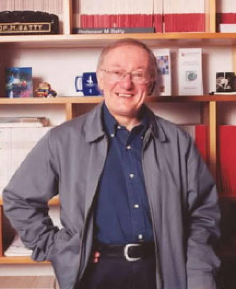 Professor Mike Batty, Director of CASA