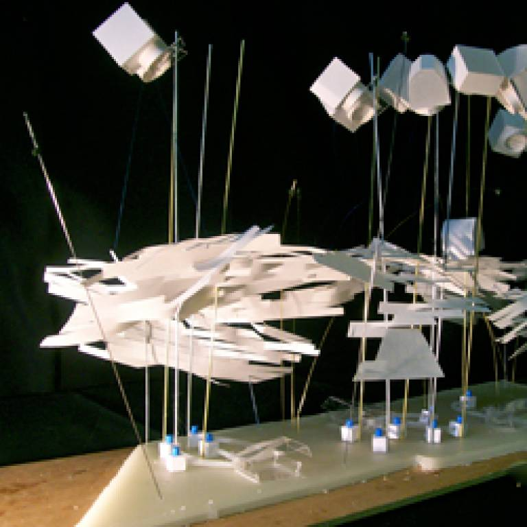 Model of student design work