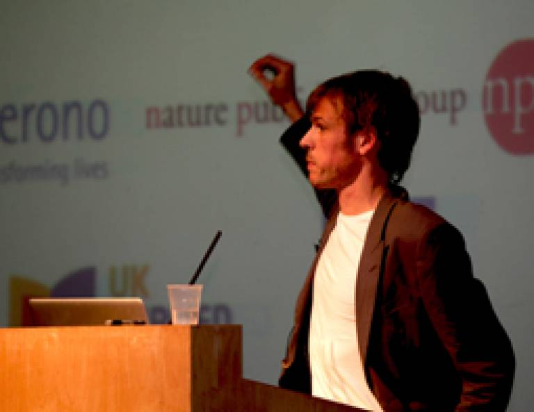 Dr Tiago Branco (Wolfson Institute for Biomedical Research)