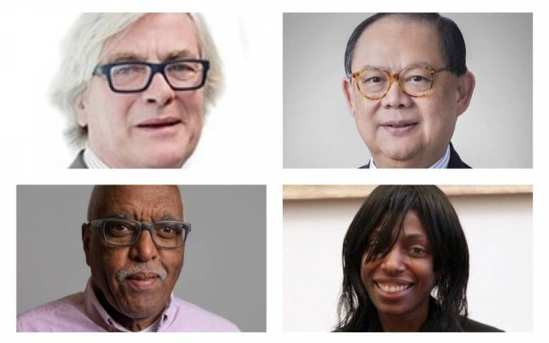 UCL community recognised in 2020 New Year's Honours