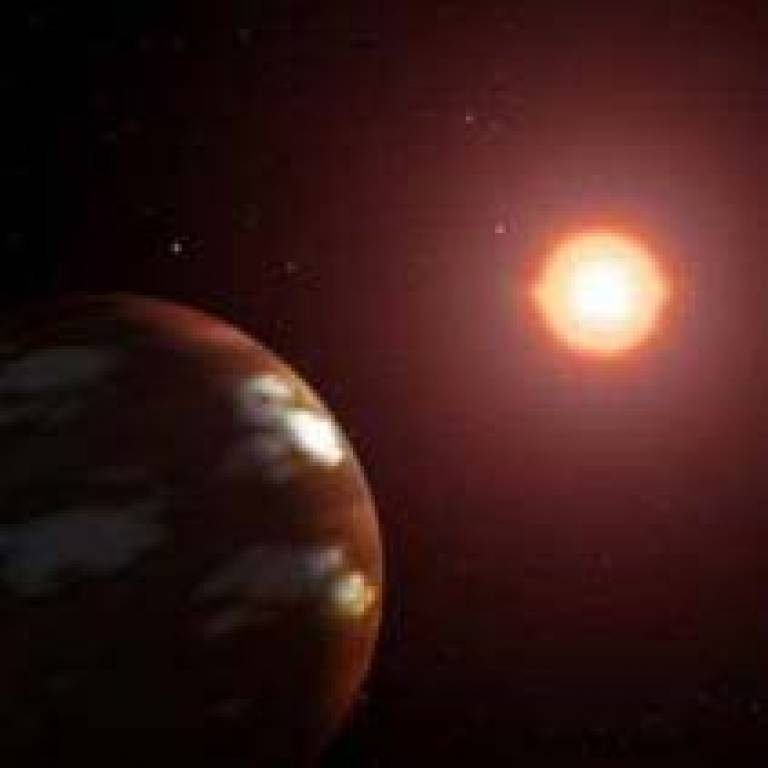 New planet in constellation Leo