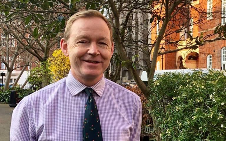 Professor Nick Ward