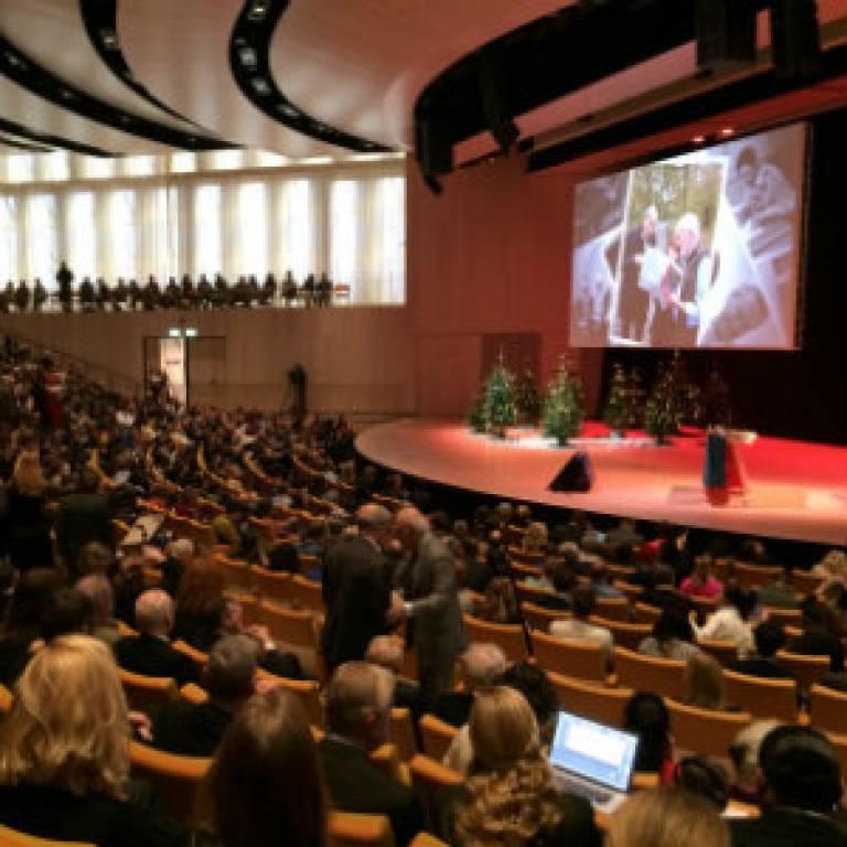 Nobel prize theatre