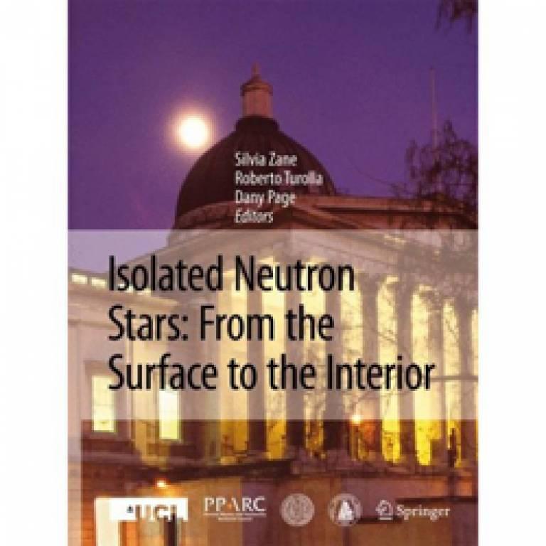 Isolated Neutron Stars