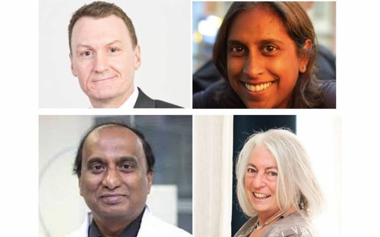 UCL staff and alumni recognised in 2021 New Year Honours