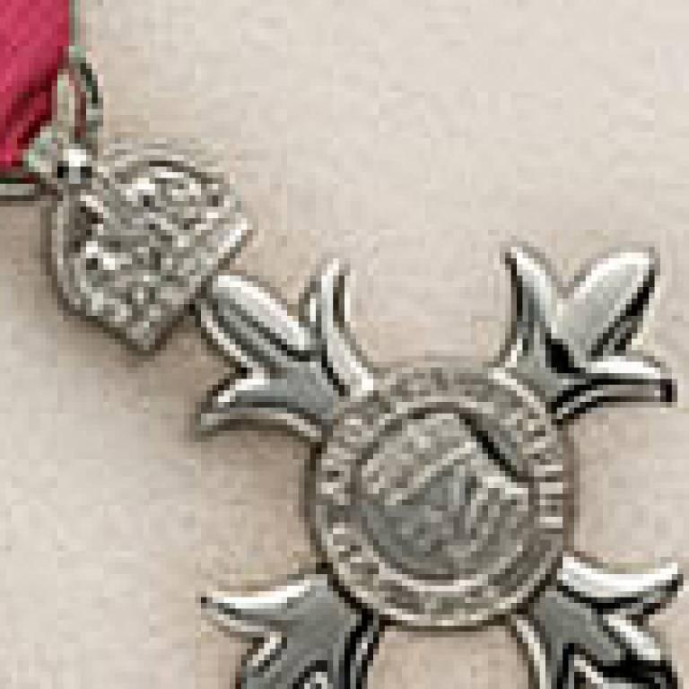OBE honour