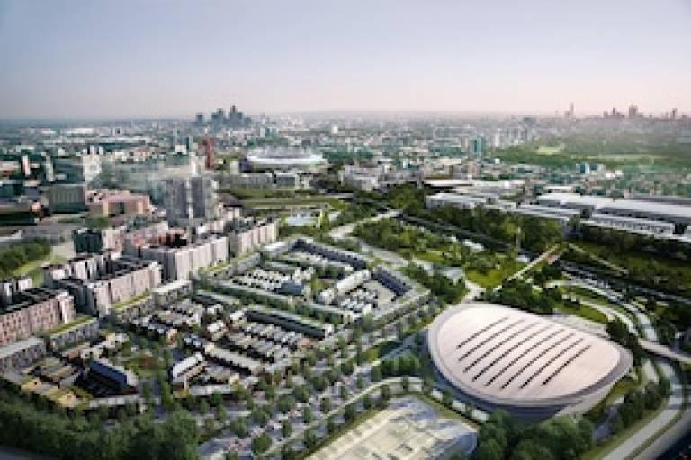 Olympic Park Plans