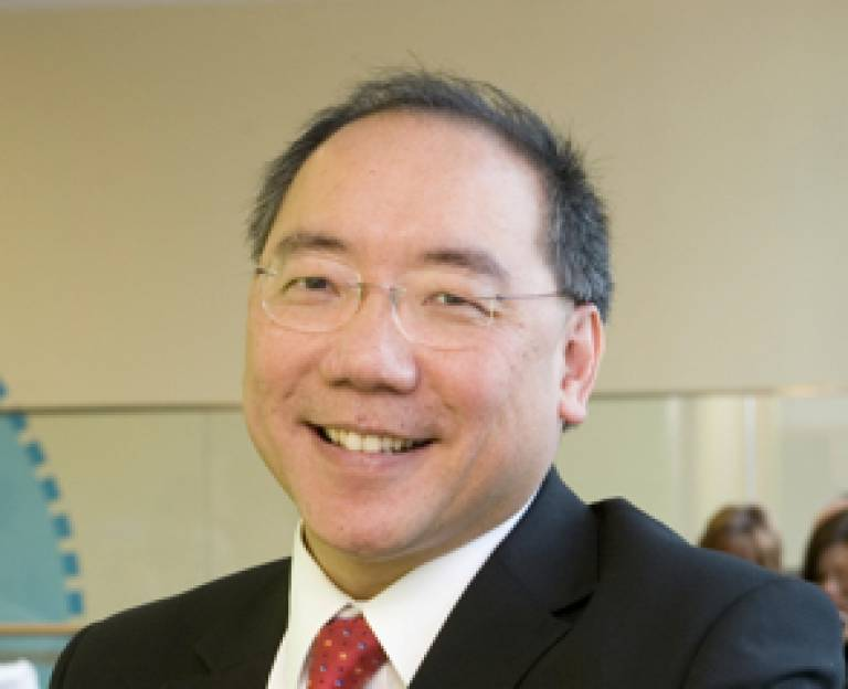 Professor Sir Peng Khaw