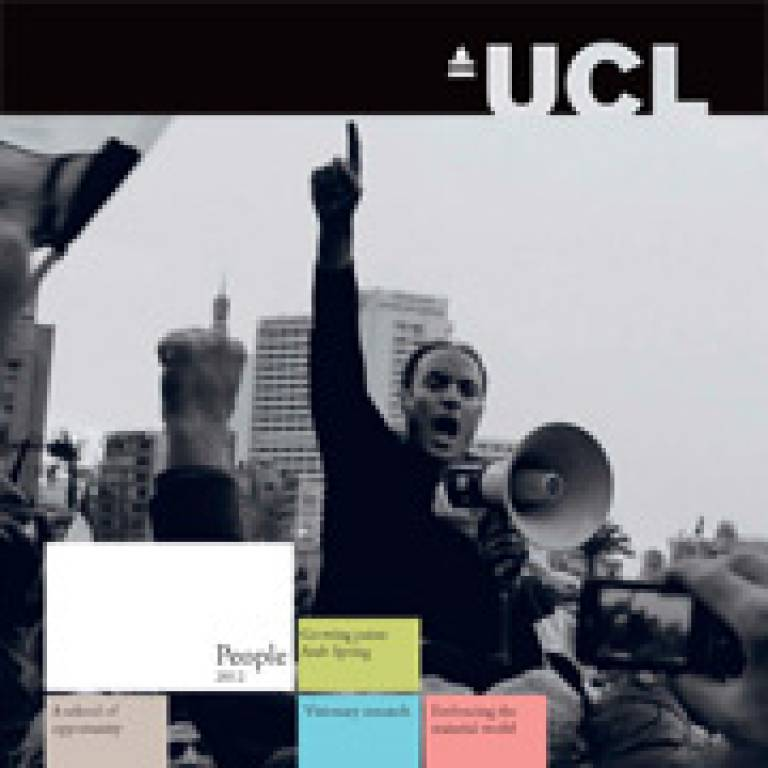 UCL People 2012 cover