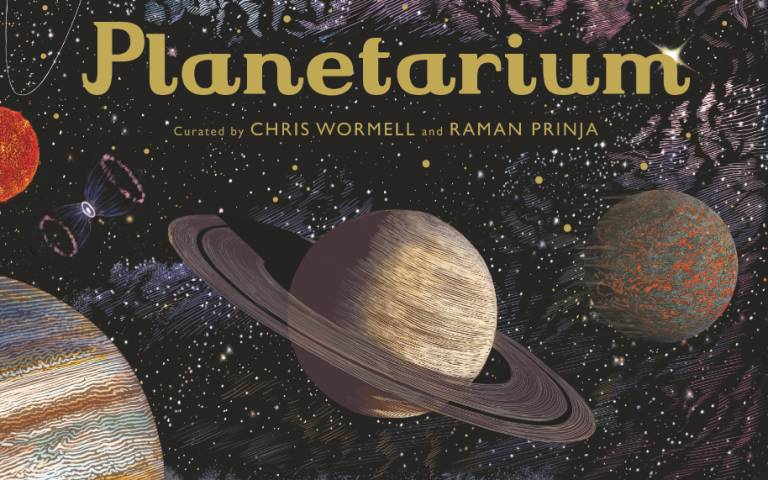 Planetarium Raman Prinja