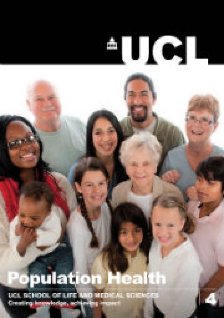 New Population Health publication