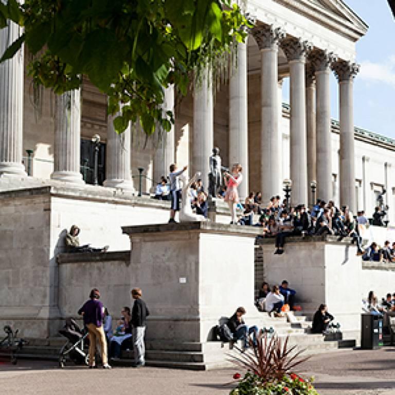 UCL's Portico