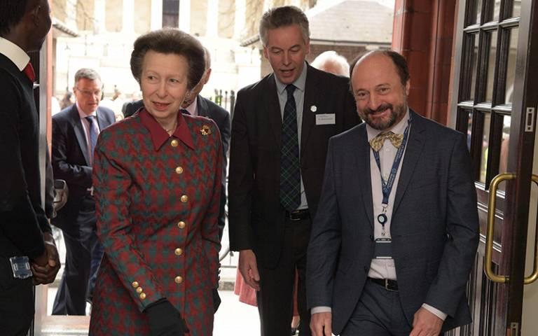 Her Royal Highness The Princess Royal