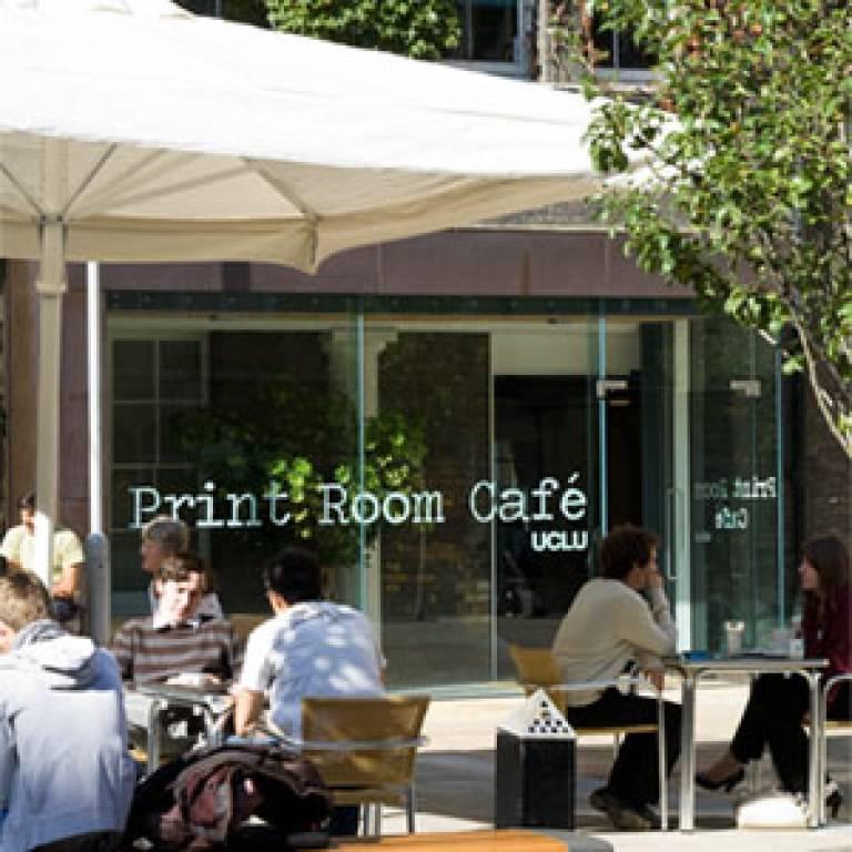 Print Room Cafe