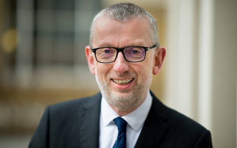 Professor Anthony Smith, UCL's Vice-Provost (education and student affairs)