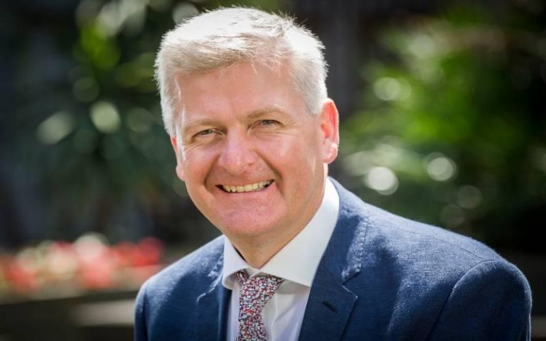 Professor David Lomas, Vice Provost (Health) at UCL