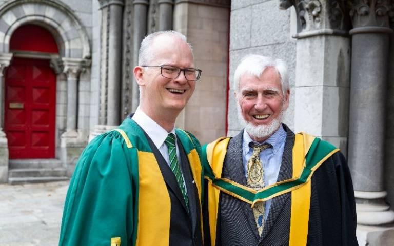 Professor John O'Keefe elected to the Royal Irish Academy