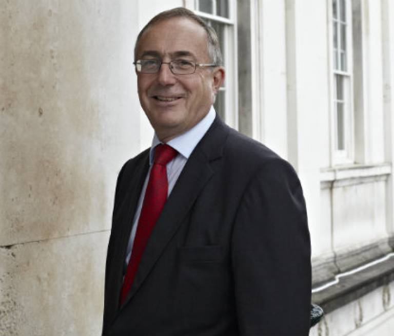 UCL President and Provost, Professor Michael Arthur