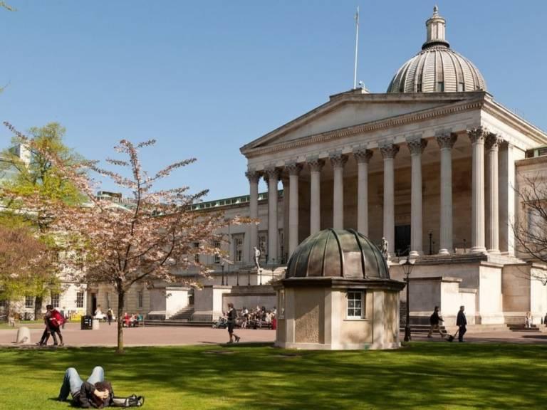 UCL's Wilkins Building