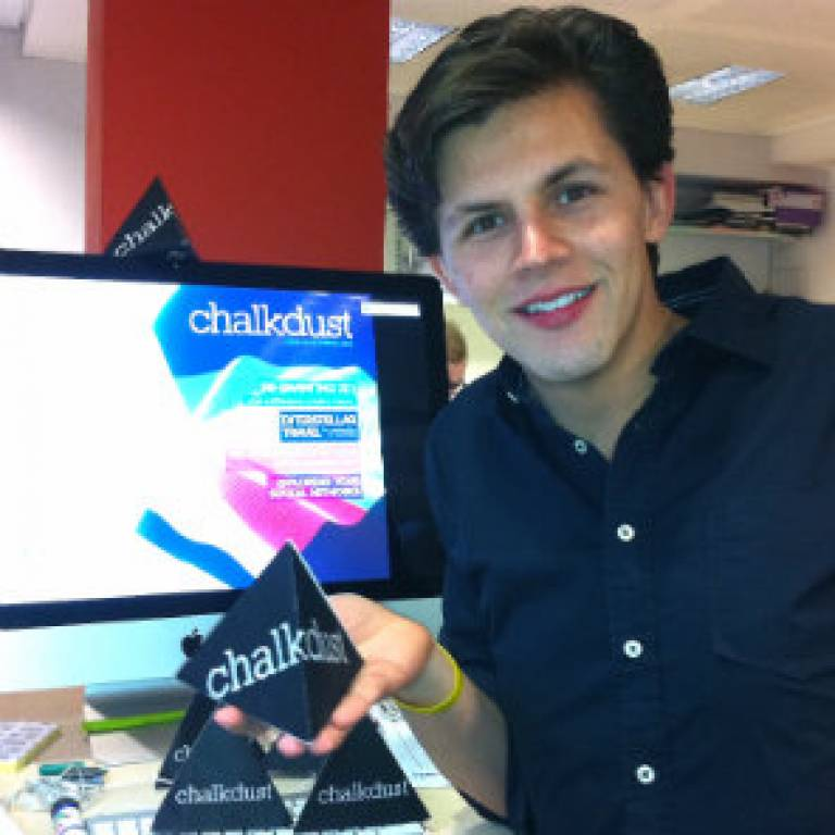 Seven questions with Rafael Prieto Curiel and the Chalkdust team