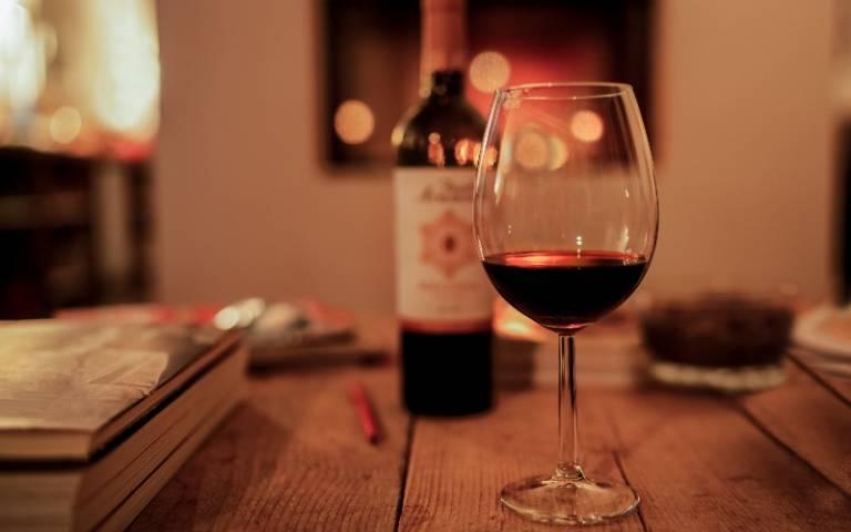 ερυθρό κρασί
