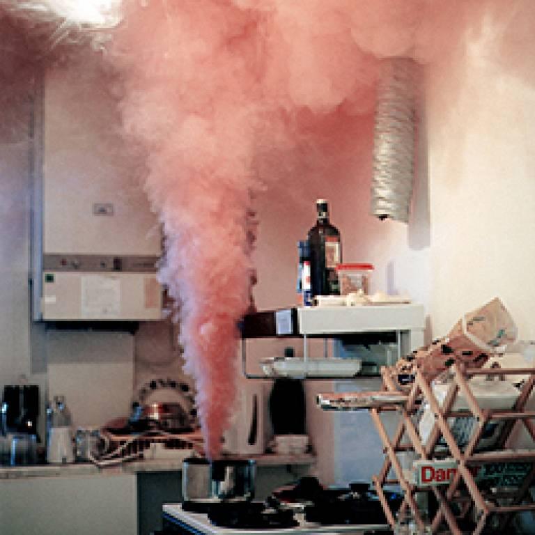 'Rescue Smoke' by Camila Sposati